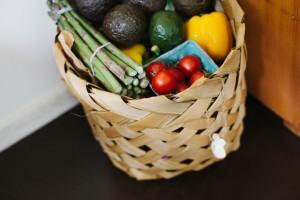 fruit &veg basket
