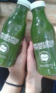 Juice together