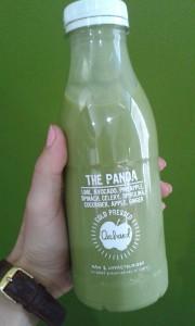 Juice - panda
