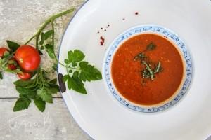 Tomato soup 3 small