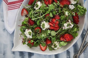 Strawberry Salad small