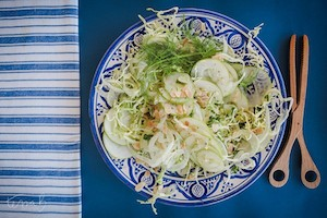 Fennel salad small