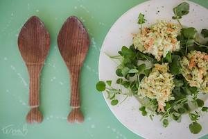 Coleslaw avo small