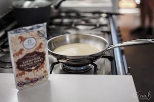 Protein pancakes small