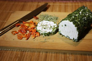 Goats-cheese