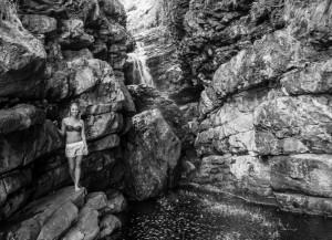 A waterfall-3