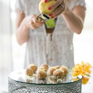 Lemon bliss balls 6