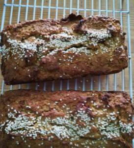 Michele banana bread